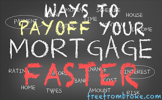 payoff mortgage faster